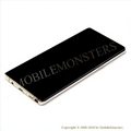 Displejs Samsung SM-N950F Galaxy Note 8 ar Skārienjūtīgo stiklu un apkart ramiti Zelts