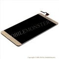 Lcd Xiaomi Mi Max with Touchscreen and Lens Gold