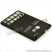 Battery LG P970 Optimus Black 1500mAh Li-Ion BL-44JN