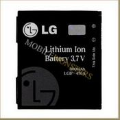 Akumulators LG KE970 Shine 800mAh Li-Ion LGIP-470A