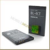 Akumulators Nokia 2720f Fold 860mAh Li-Ion BL-4CT