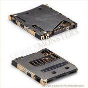 Konektors Sony D5803 Xperia Z3 Compact Memory card lasītājs