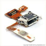 Šleife LG P970 Optimus Black USB konnektors