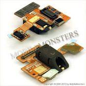 Šleife LG P970 Optimus Black Austiņu konektors