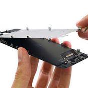 iPhone 6 (A1586) Displeja un stikla maiņa