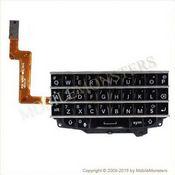 Tastatūras plate BlackBerry Q10