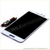 Displejs HTC 10 (M10h) ar Skārienjūtīgo stiklu Balts