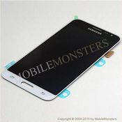 Displejs Samsung SM-J320F Galaxy J3 (2016) ar Skārienjūtīgo stiklu Balts