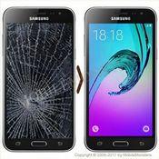 Samsung SM-J320F Galaxy J3 (2016) Displeja un stikla maiņa