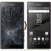 Sony E5823 Xperia Z5 Compact Displeja un stikla maiņa