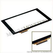 Skārienjūtīgais ekrāns Acer Iconia Tab A500 Melns