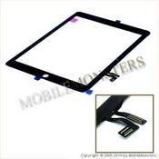 Skārienjūtīgais ekrāns iPad   Air 4G  Melns