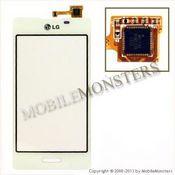 Touchscreen LG E460 Optimus L5 II  White