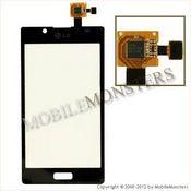 Skārienjūtīgais ekrāns LG P700 Optimus L7 Melns