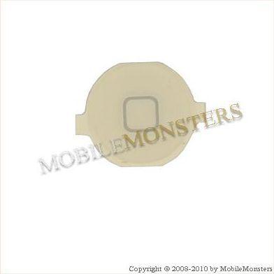 Poga Navi iPod Touch 2g ārēja Balta