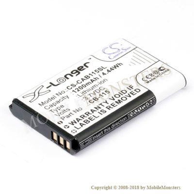 Akumulators Cat B100 1200mAh Li-Pol CS-CAB115SL