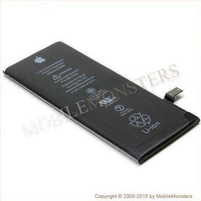 iPhone 6 (A1586) Baterijas maiņa