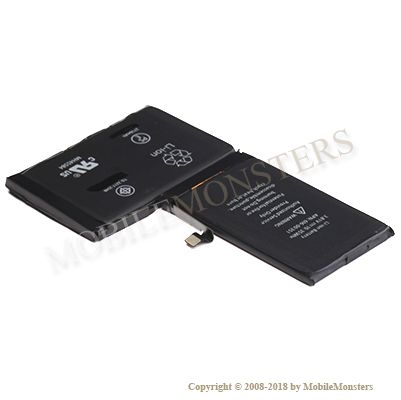 Akumulators iPhone X 2716mAh Li-Ion P/n 616-00346