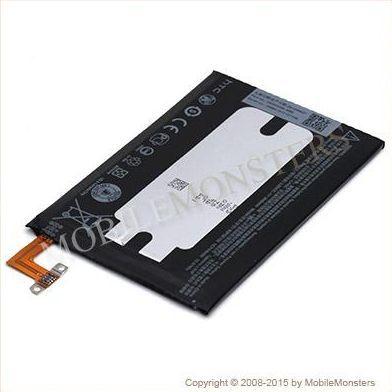 HTC One M9 Baterijas maiņa