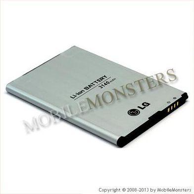 Battery LG E988 Optimus G Pro 3140mAh Li-Ion BL-48TH