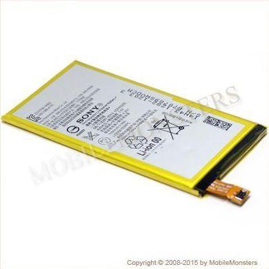 Sony D5803 Xperia Z3 Compact Baterijas maiņa