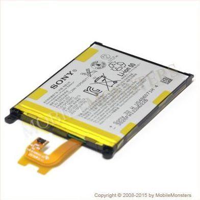 Akumulators Sony D6503 Xperia Z2 3200mAh Li-Pol 1277-3687