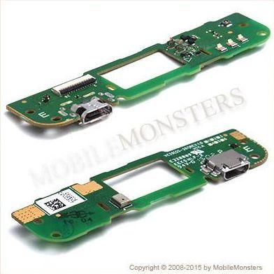 Šleife HTC Desire 626ph USB konnektors, ar mikrofonu