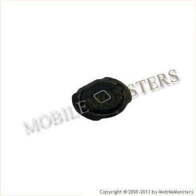 Poga Navi iPod Touch 4g ārēja Melnā
