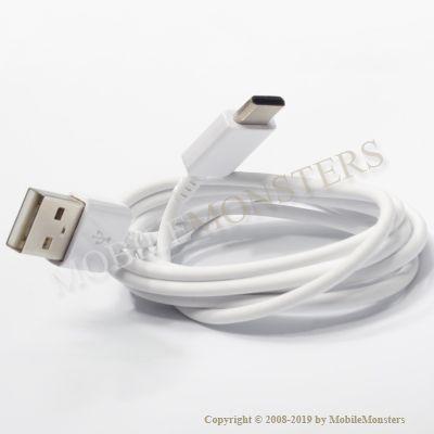 Datu kabelis Samsung EP-DG950CWE Type-C Balts
