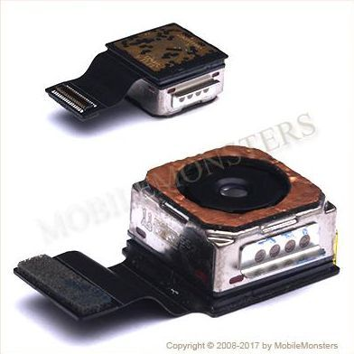 Kamera Meizu MX5