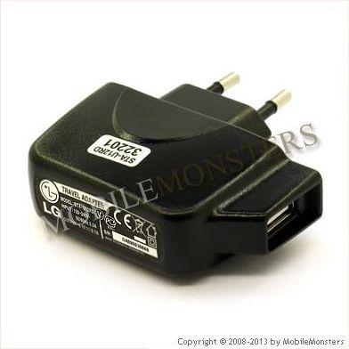 Lādētājs LG STA-U12RD USB Original