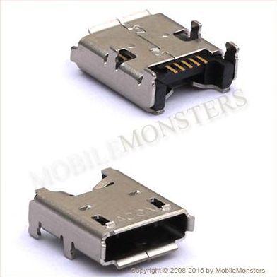 Konektors Acer Iconia B1-720 Usb
