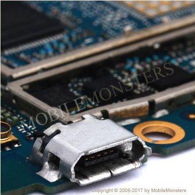 Sony D5503 Xperia Z1 Compact Konektora maiņa