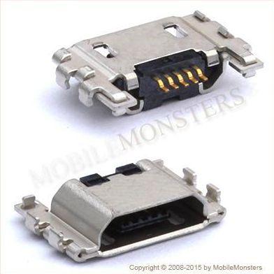Sony D5803 Xperia Z3 Compact Konektora maiņa
