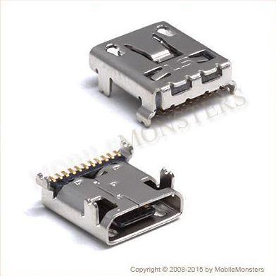 Konektors LG D802 G2 Usb
