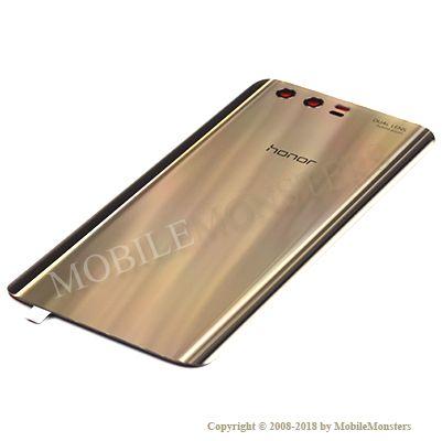 Korpuss Huawei Honor 9 Baterijas vāciņš Zelts