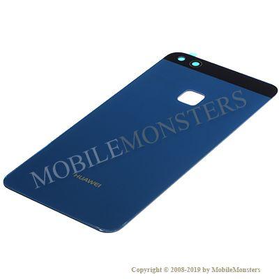 Korpuss Huawei P10 Lite (WAS-LX1) Baterijas vāciņš Zils