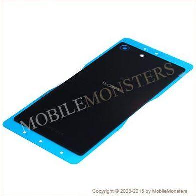 Korpuss Sony E5603 Xperia M5 Baterijas vāciņš Melns