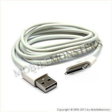 Data kabelis iPhone 4 Kopija A kvalitāte