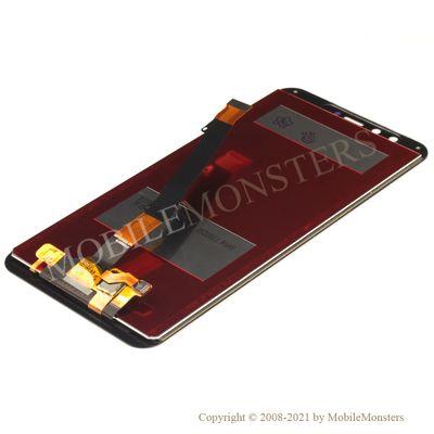 Displejs Huawei Honor 9 Lite (LLD-L31) ar Skārienjūtīgo stiklu Pelēks