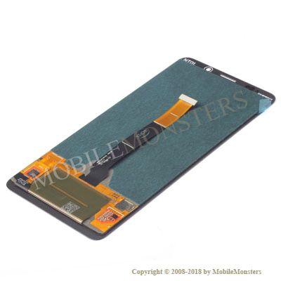 Displejs Huawei Mate 10 Pro (BLA-L29) ar Skārienjūtīgo stiklu Melns