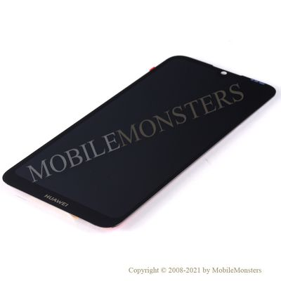 Lcd Huawei Y6 (2019) (MRD-LX2) with Touchscreen and Lens Black