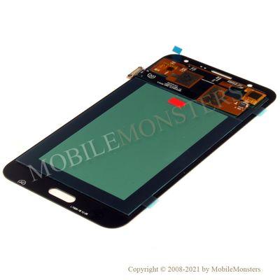 Displejs Samsung SM-J700F Galaxy J7 Kopija OLED kvalitāte Melnā