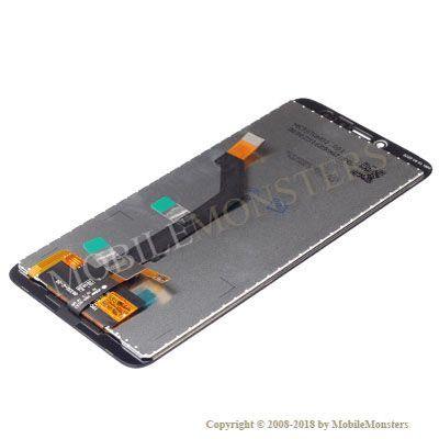 Displejs Xiaomi Redmi S2 (Redmi Y2) ar Skārienjūtīgo stiklu Melns
