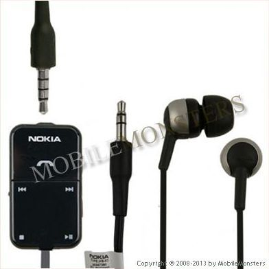 Austiņas Nokia HS-83 stereo