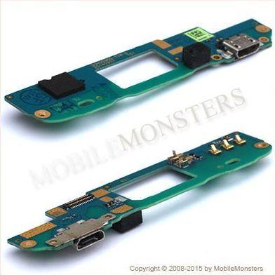 Šleife HTC Desire 816  USB konnektors