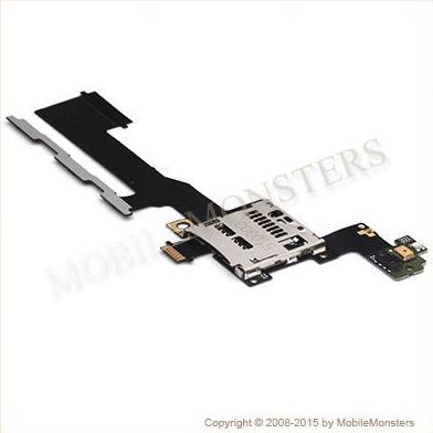 HTC One M9 Konektora maiņa