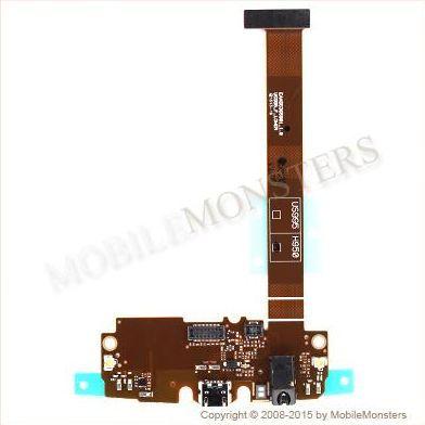 Šleife LG H955 G Flex2 USB konnektors