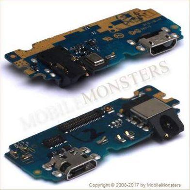 Šleife Meizu U10 USB konnektors