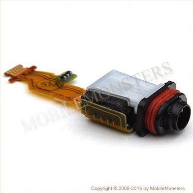 Sony E5803 Xperia Z5 Compact Konektora maiņa